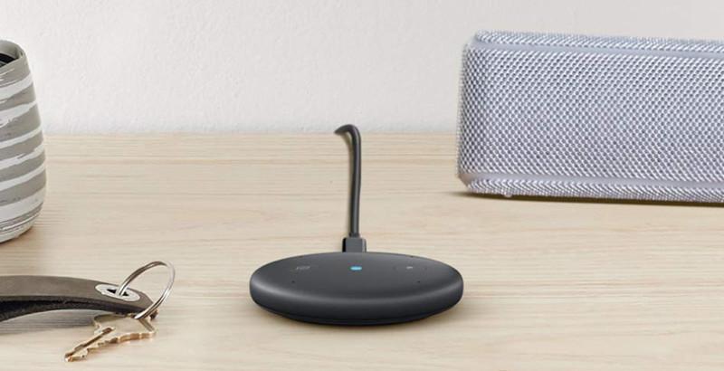 Découvrez le nouveau Amazon Echo Input, le remplaçant logique du feu Chromecast audio de Google