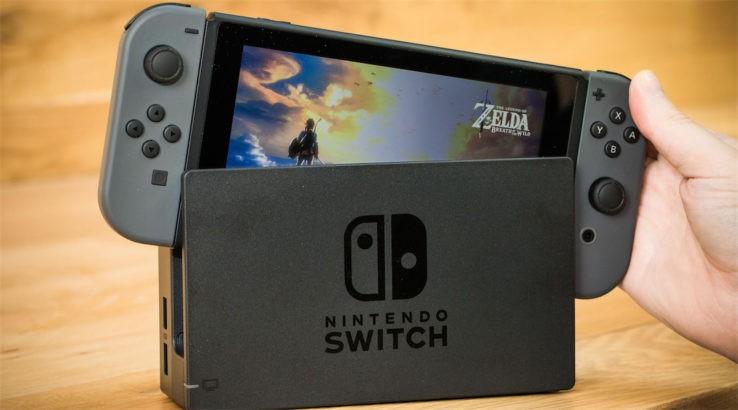 Une nouvelle Nintendo Switch plus compacte pourrait bien voir le jour cette année