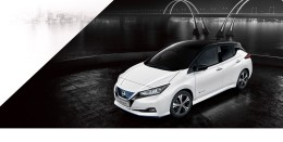 L'engouement est à son comblep our la nouvelle Nissan Leaf e+