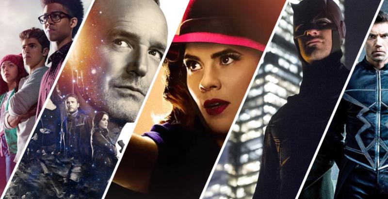 Il est possible qu'Hulu reprennent les séries Marvel annulée par Netflix