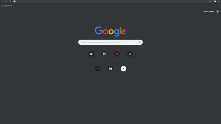 Google Chrome 74 : le « dark mode » arrive sur Windows