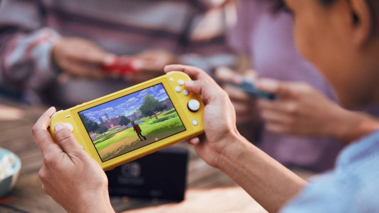 La batterie de la Nintendo Switch Lite sera plus petite et plus performante