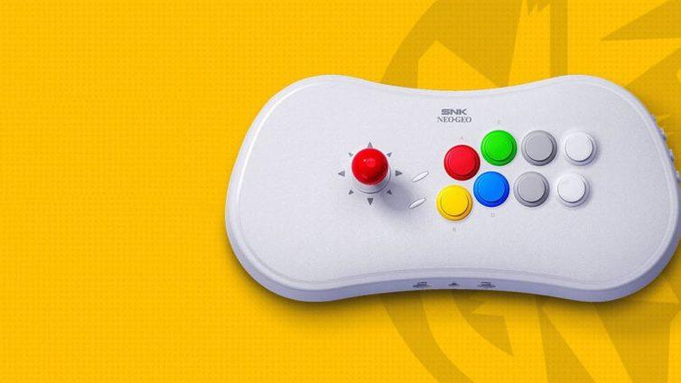 SNK va sortir une console-manette